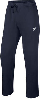 Nike Men Open-Hem Sweatpants