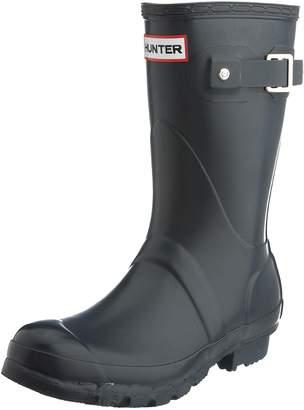 Hunter Short Women US 8 Rain Boot