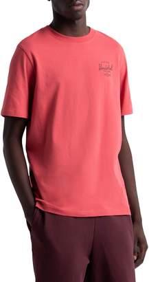 Herschel Short Sleeve Logo Crew Neck Tee