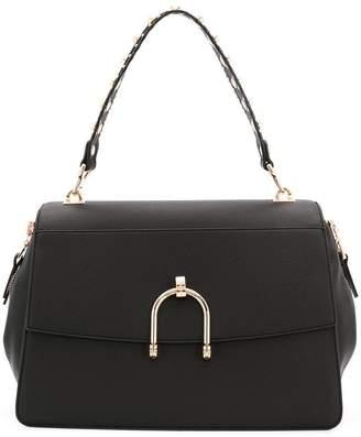 Liu Jo furry handle tote bag