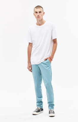 Pacsun Slim Fit Basic Teal Chino Pants