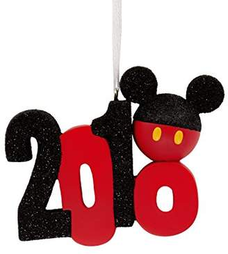 Hallmark Disney Mickey Mouse Icon 2018 Ornament Movies & TV