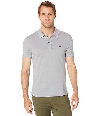 Lacoste Short Sleeve Slim Fit Pique Polo
