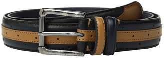 Stacy Adams Drexler 33mm Genuine Leather Belt Men's Belts