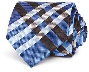 982b0af89157 ... australia at bloomingdales burberry clinton textured check classic tie  b70ee 73633
