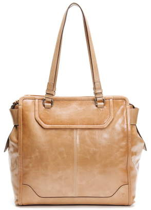 Frye Mel Leather Tote