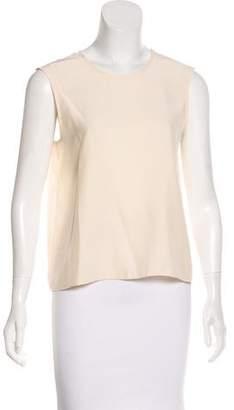 Jenni Kayne Open Back Silk Top