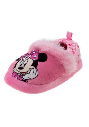 Disney Minnie Mouse Girls' Slippers