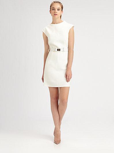 Milly Daphnie Sheath Dress