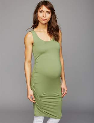 Isabella Oliver Pea Collection Alana Convertible Maternity Tank Dress