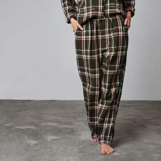 River Island Green Ashish check pajama pants