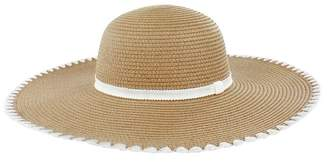 David & Young Whip Stiched Floppy Brim Hat