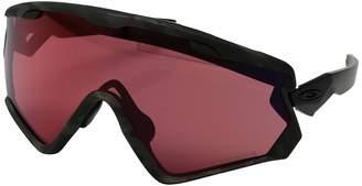 Oakley Wind Jacket 2.0 Snow Athletic Performance Sport Sunglasses