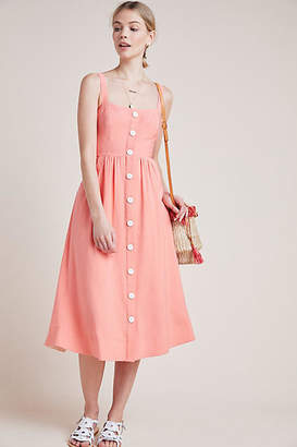 Maeve Rosemary Midi Dress