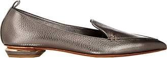 Nicholas Kirkwood Women's Beya Loafers - Pewter