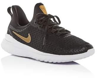 Nike Girls' Renew Rival Shield Low-Top Sneakers - Big Kids