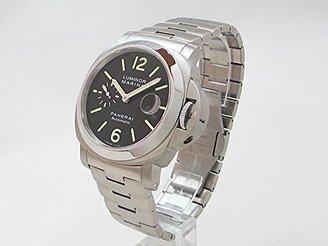 Panerai パネライ メンズ腕時計 ルミノール マリーナ PAM00299