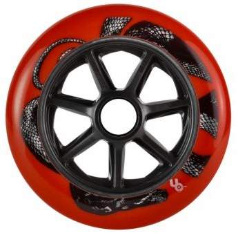 PHYTON FULL RADIUS Wheels 2018 red
