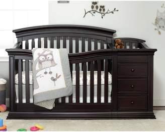 Sorelle Sedona 4-in-1 Convertible Crib and Changer