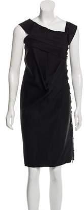 Lanvin Robe Embellished Dress w/ Tags
