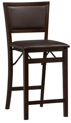 Residence Fletcher Padded Folding Stool