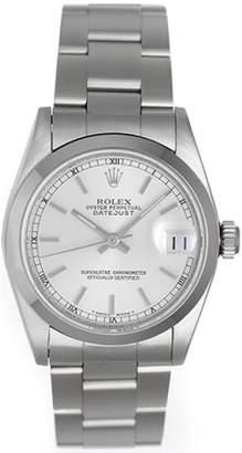 Rolex Datejust 68240 Stainless Steel 31mm Unisex Watch