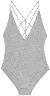 Sam Edelman Plunge Bodysuit