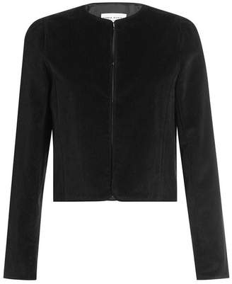 Sonia Rykiel Cropped Corduroy Jacket