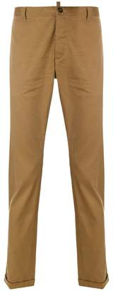 DSQUARED2 classic chinos