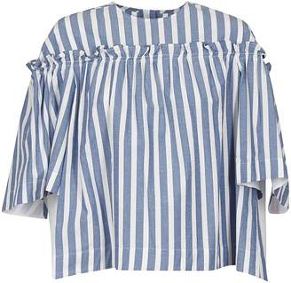 Golden Goose Ashley Striped Blouse