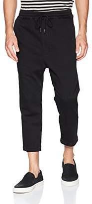 Hudson Men's Leo Drop Crotch Jogger