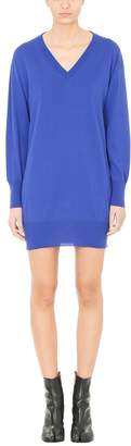 Maison Margiela V Neck Sweater Dress