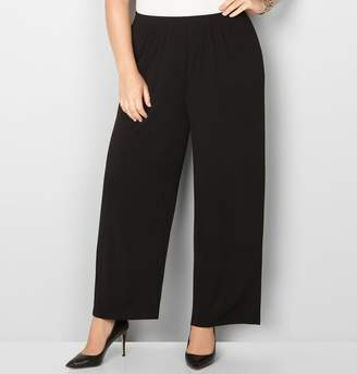 Avenue Pull-On Palazzo Pant