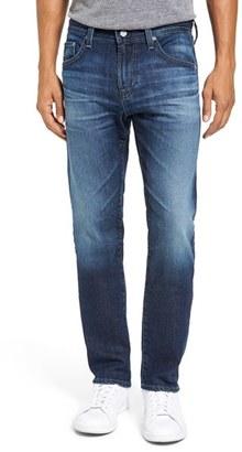 Men's Ag Matchbox Slim Fit Jeans $225 thestylecure.com