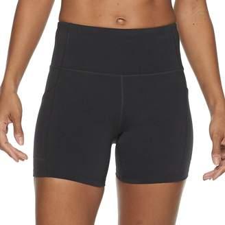 """Tek Gear Women's 5"""" Shapewear High-Waisted Shorts"""