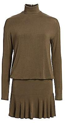 Bailey 44 Women's Anastasia Ruffle-Hem Sweater Dress