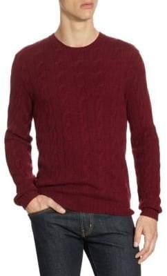 Ralph Lauren Purple Label Cashmere Slim-Fit Sweater
