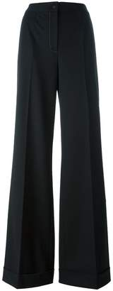 Dolce & Gabbana wide leg trousers