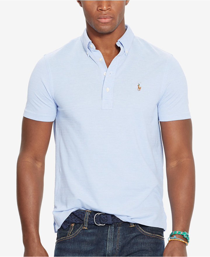Polo Ralph Lauren Men's Hampton Coton Polo Shirt