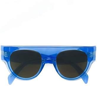 Celine round shaped sunglasses