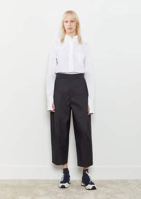 Y's Twill Tuck Pant