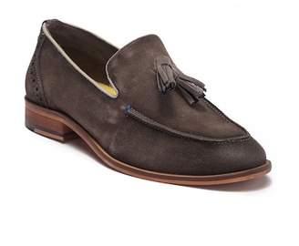 Steve Madden Untold Tassel Slip-On Loafer
