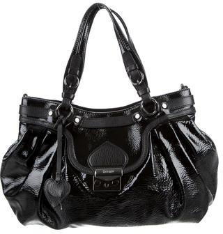 MoschinoMoschino Leather Tote Bag