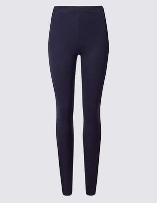 Marks and Spencer Cotton Rich Leggings
