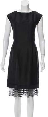 Viktor & Rolf Silk & Linen Dress w/ Tags