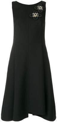 Schumacher Dorothee embellished midi dress