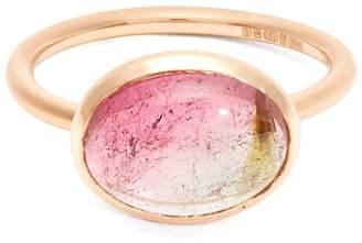 Irene Neuwirth 18kt gold and tourmaline ring