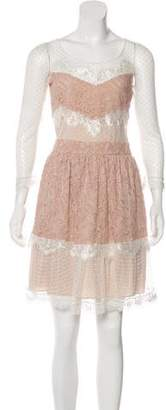 ALICE by Temperley Lillianna Lace Dress