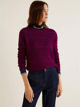 MANGO Knitted Jumper