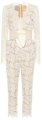 Stella McCartney Pearl lace jumpsuit